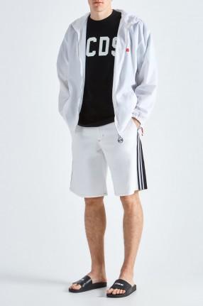 GCDS Куртка с капюшоном
